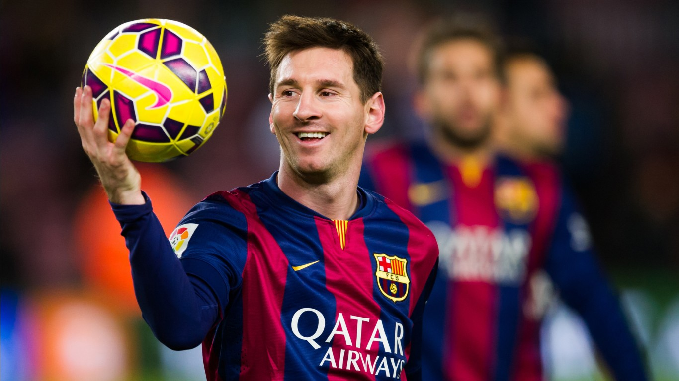 Lionel Messi Wallpapers for iPhone (30+ images)