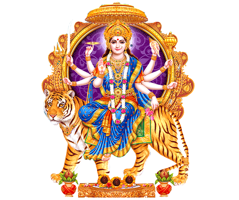 Download  Durga Ma HD Wallpapers Backgrounds for Mobile