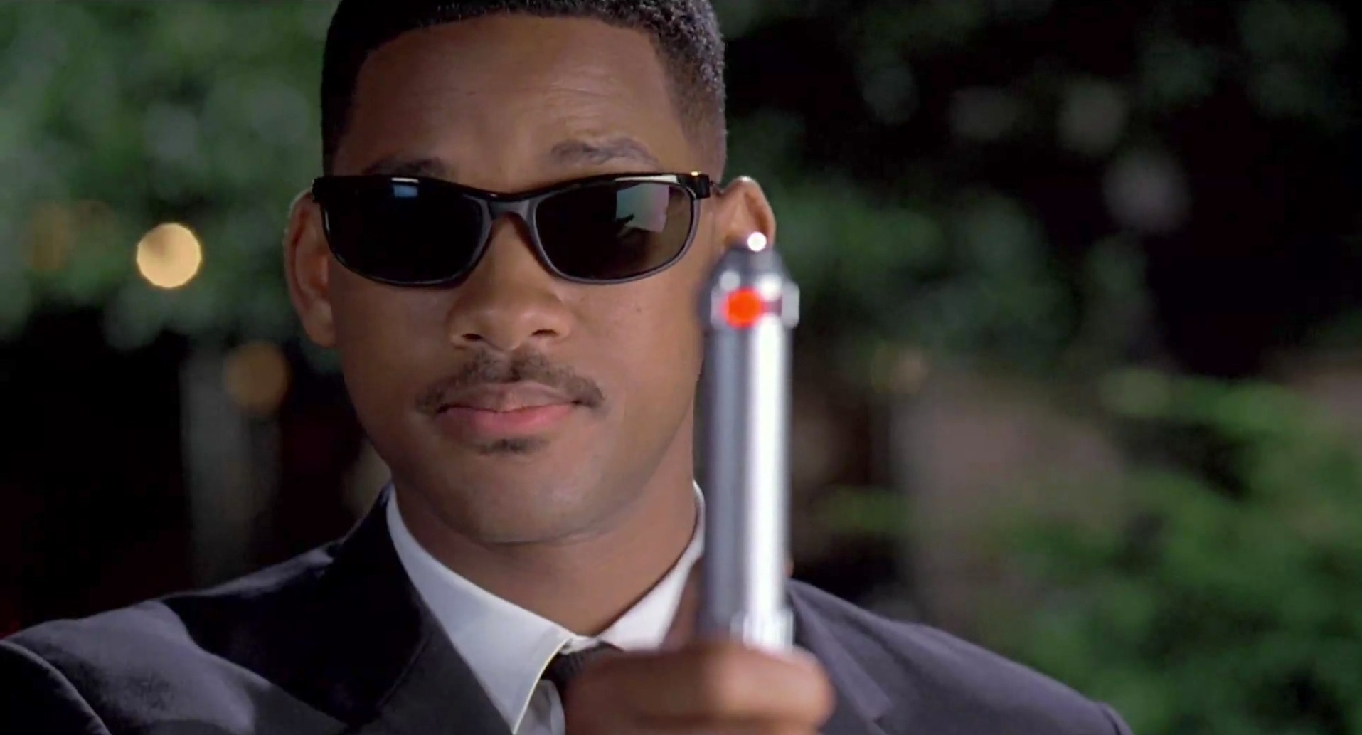 Best Actor Will Smith in Man in Black Wallpapers