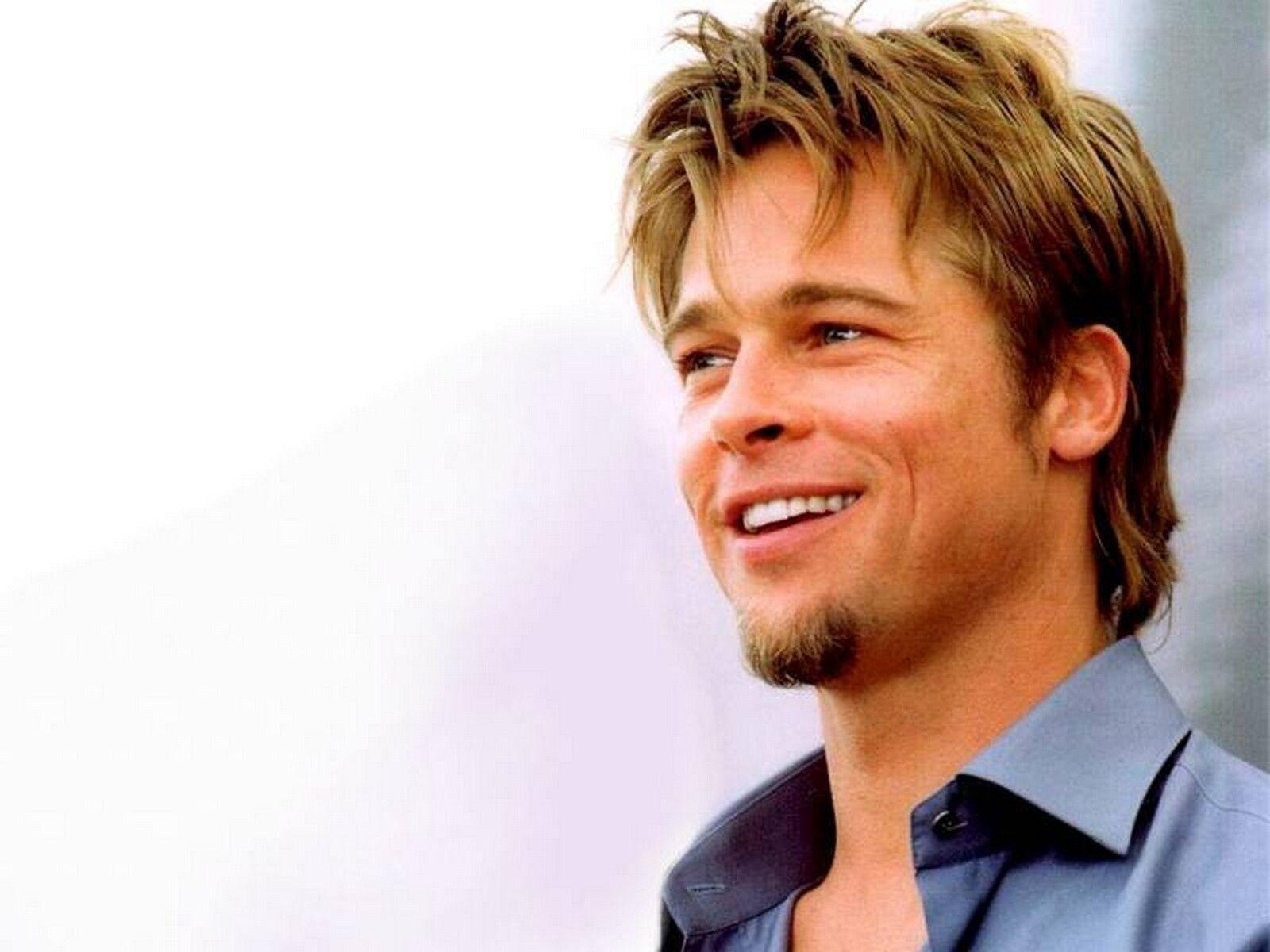 Brad Pitt Wallpapers for iPhone and Mac
