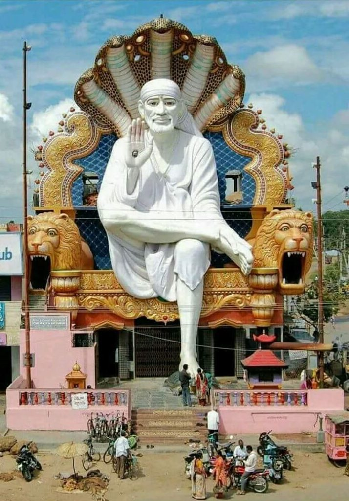 sai baba pictures