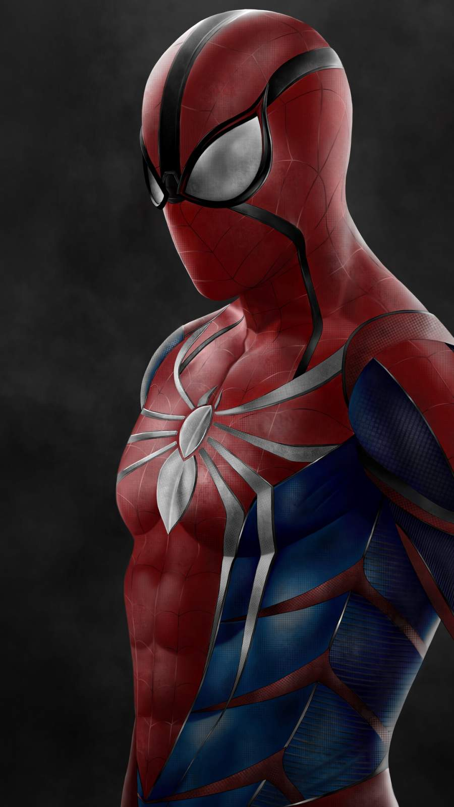 Marvel character spiderman new look