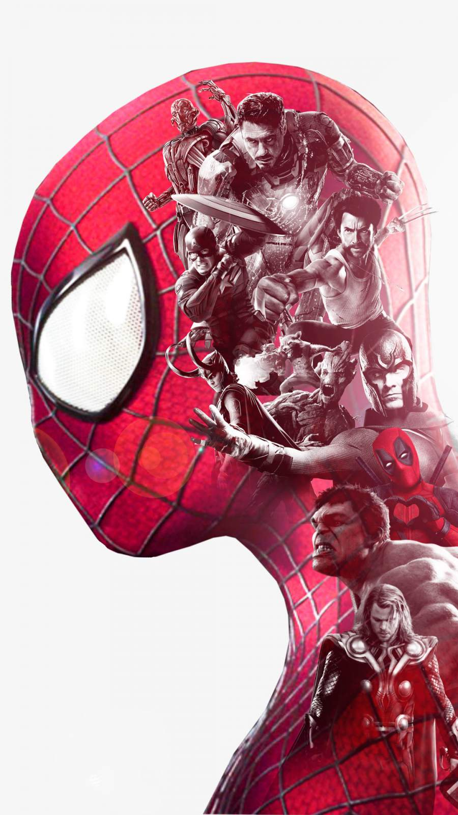 marvel super heroes and spiderman wallpapers