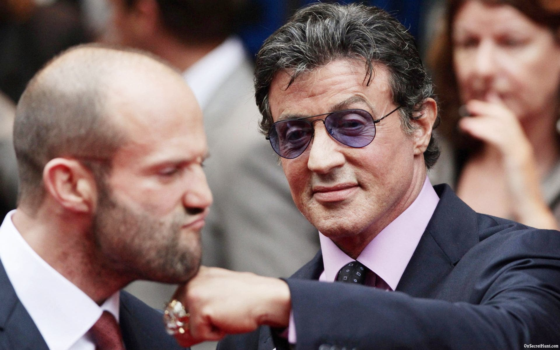 Hollywood Actor Sylvester Stallone image