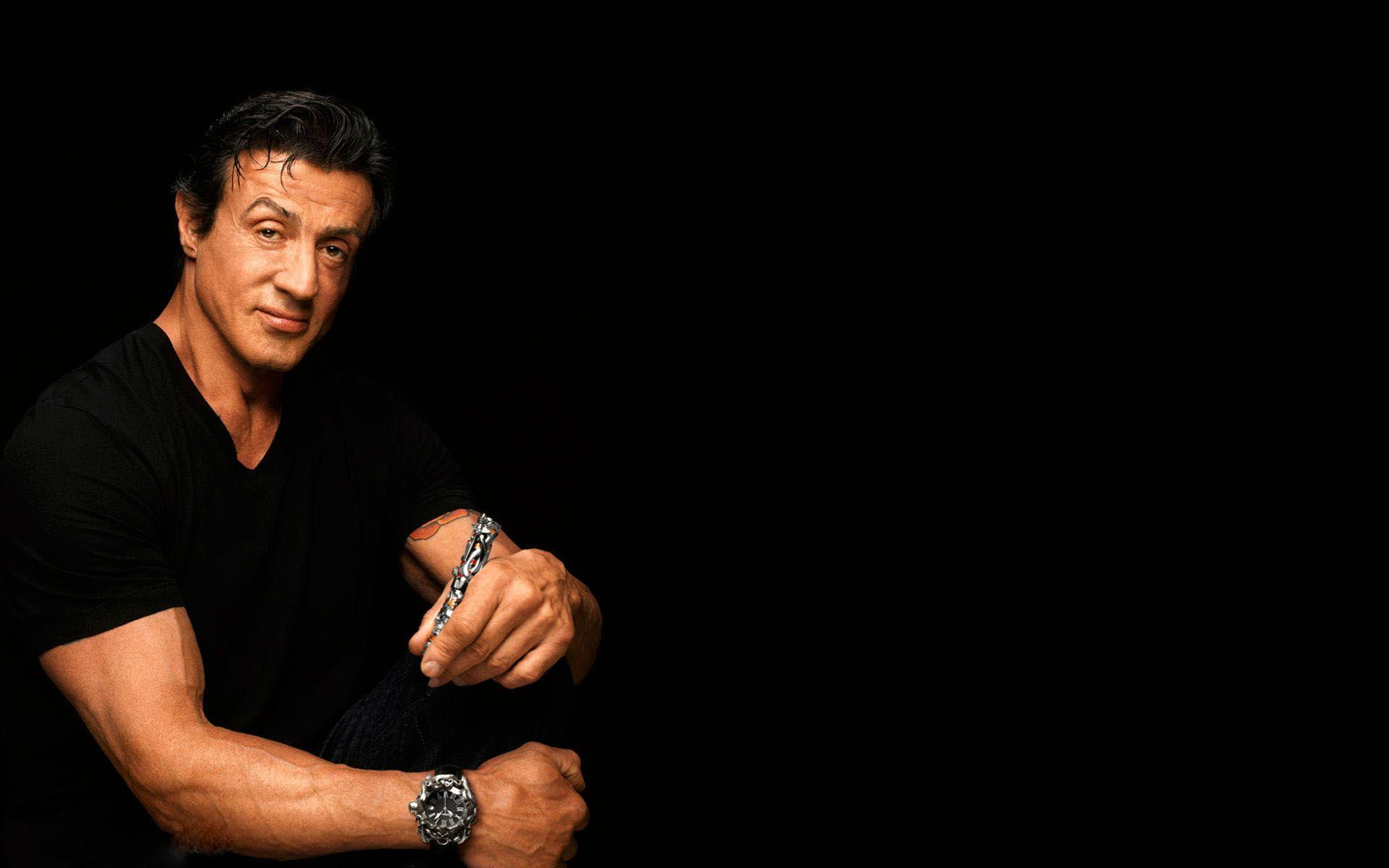Sylvester Stallone Mobile Backgrounds