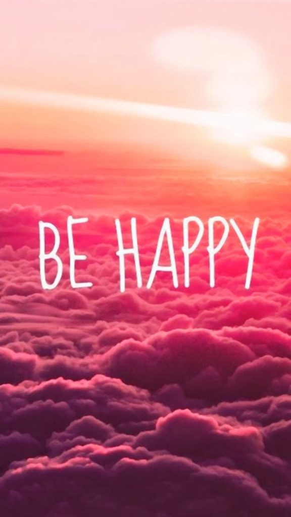 be happy iphone wallpapers