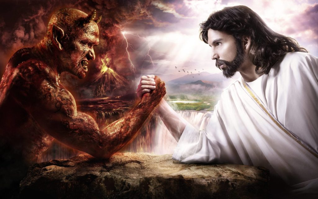 Jesus Christ 1366x768 background wallpapers