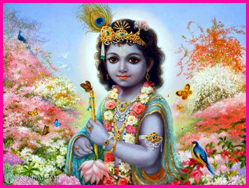 Beautiful Lord Krishna Images for Mobile