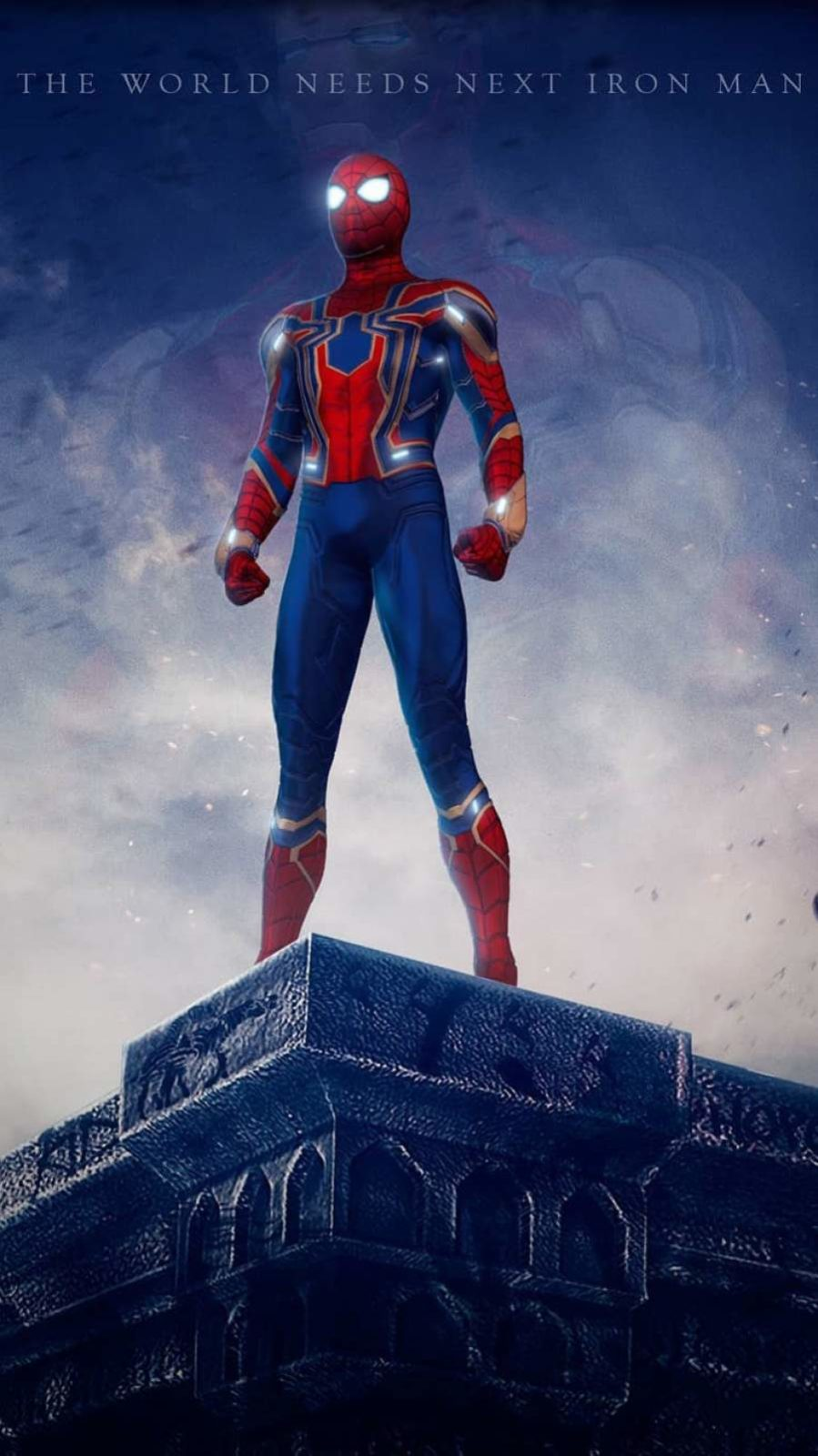 spiderman wallpapers for high resolution mobile screen