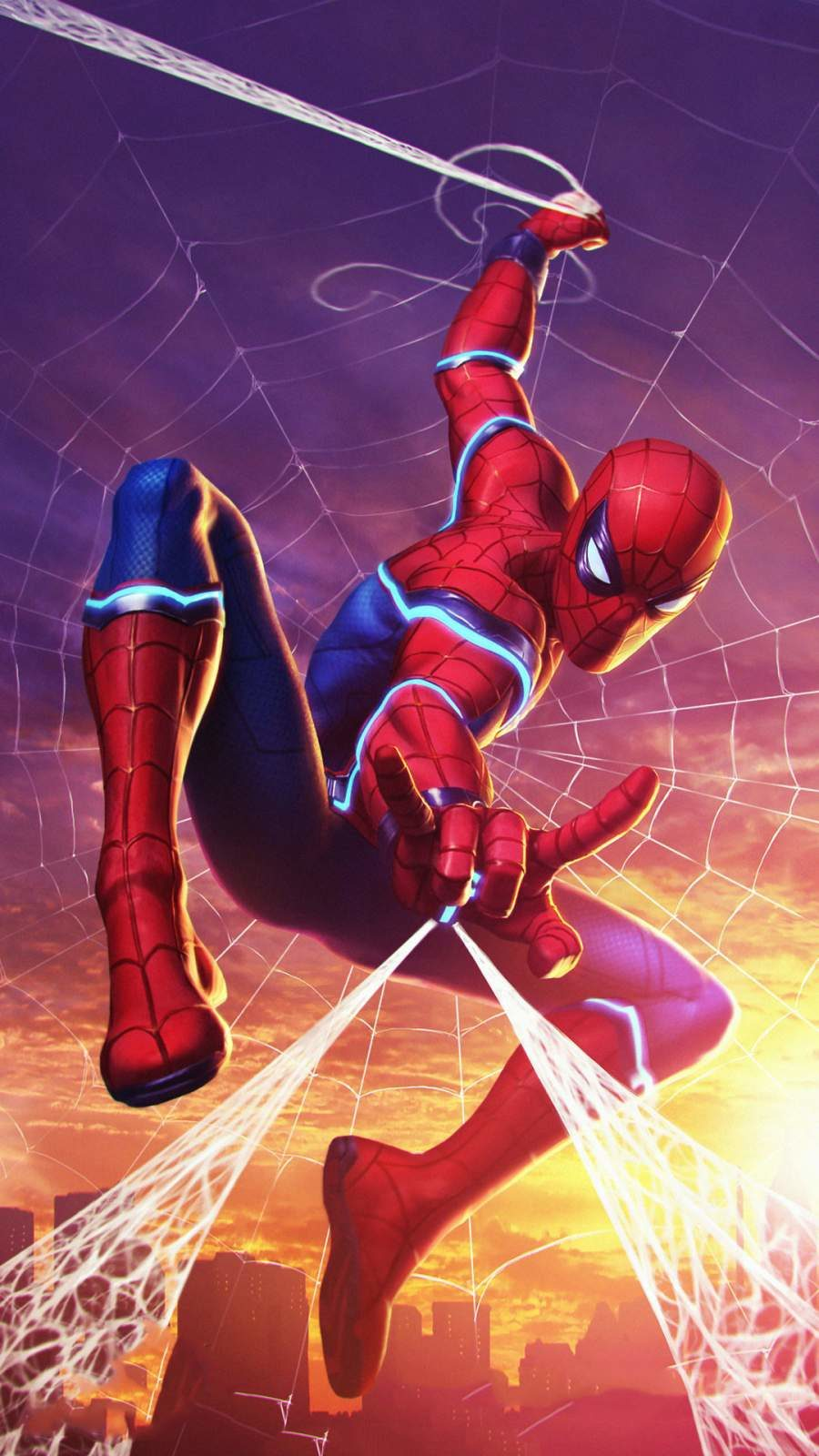 download Amazing Spiderman Mobile Wallpapers