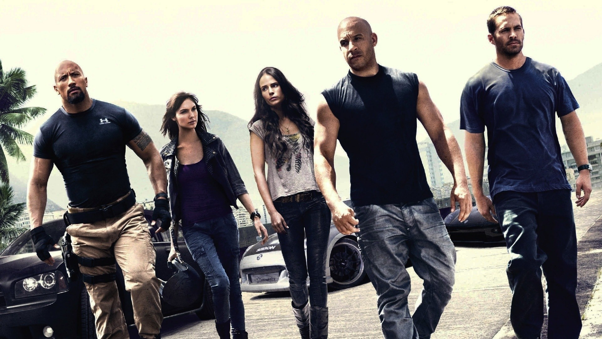 Vin Diesel Fast and Furious Wallpapers