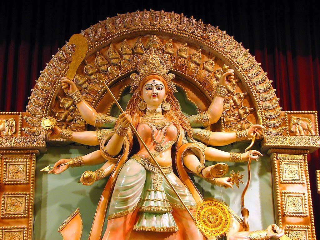 durga ma wallpapers for mobile