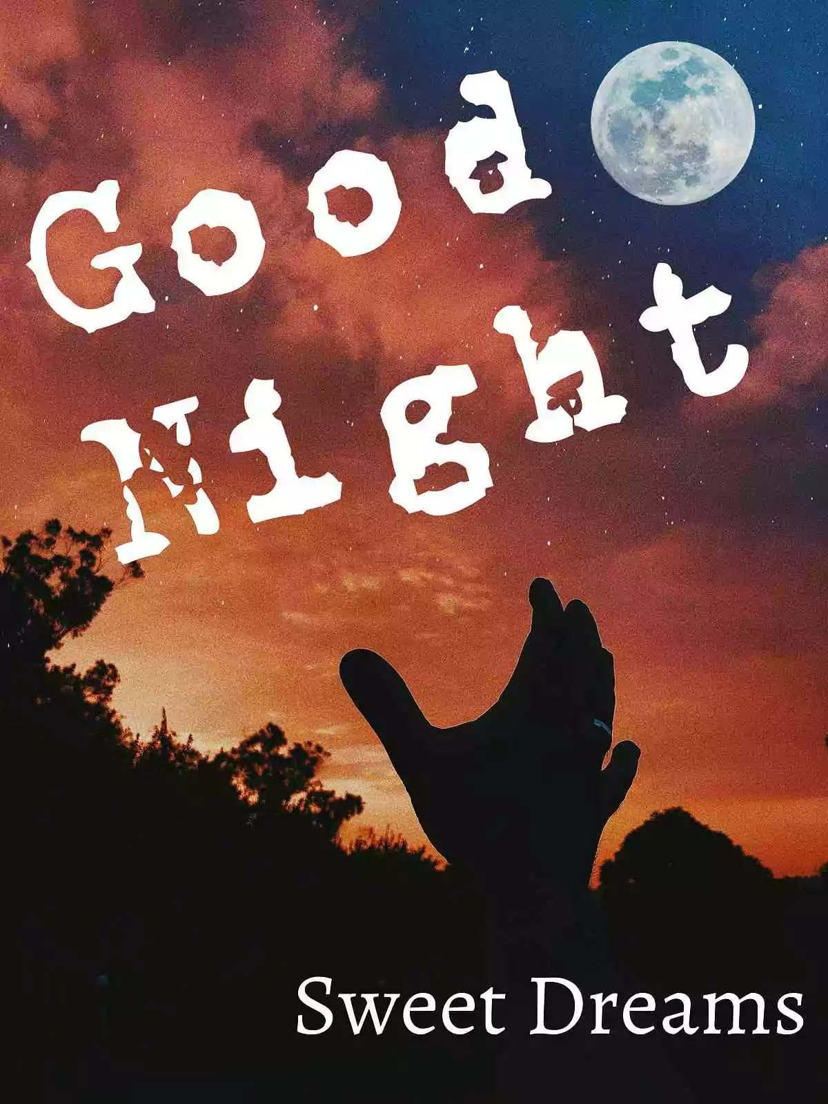 Beautiful Goodnight Wallpapers free download 1
