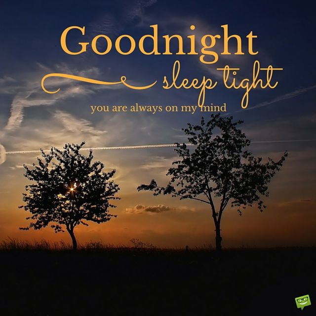 Good Night Images and Sayings