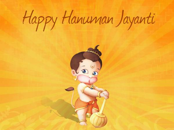 Hanuman Jayanti Wishes Images for whatapp 2