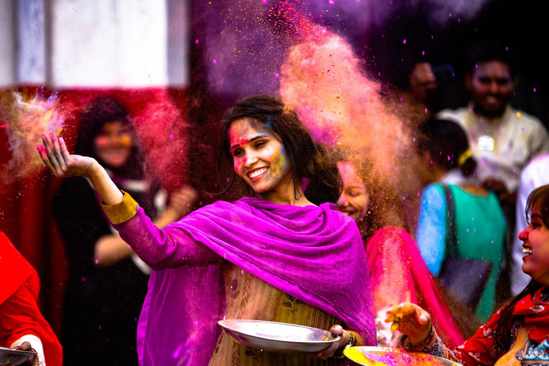 Happy Holi Images for whatsapp 6