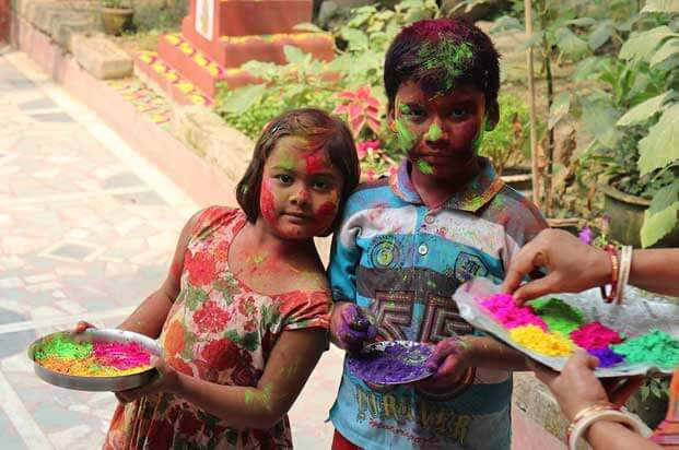 Happy Holi Wishes images for facebook 4
