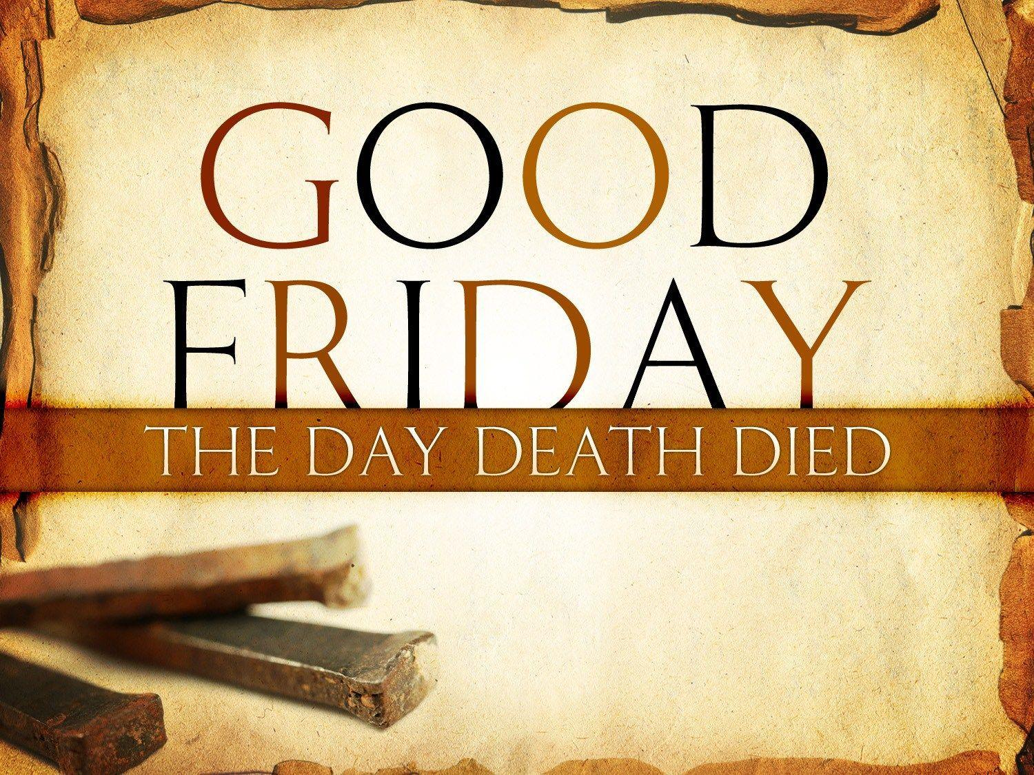 Happy good friday festival wishes images 3