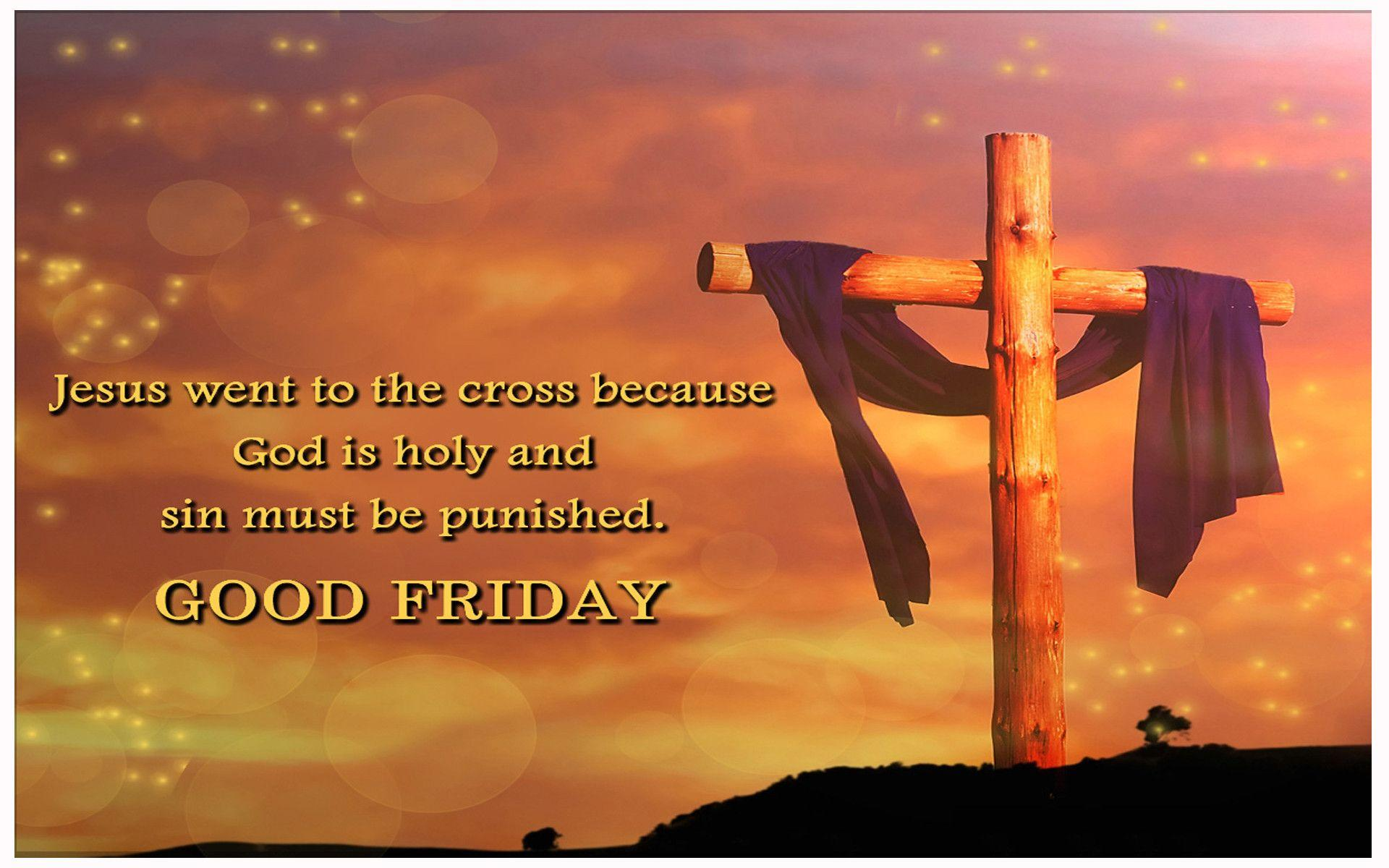 Happy good friday festival wishes images 5