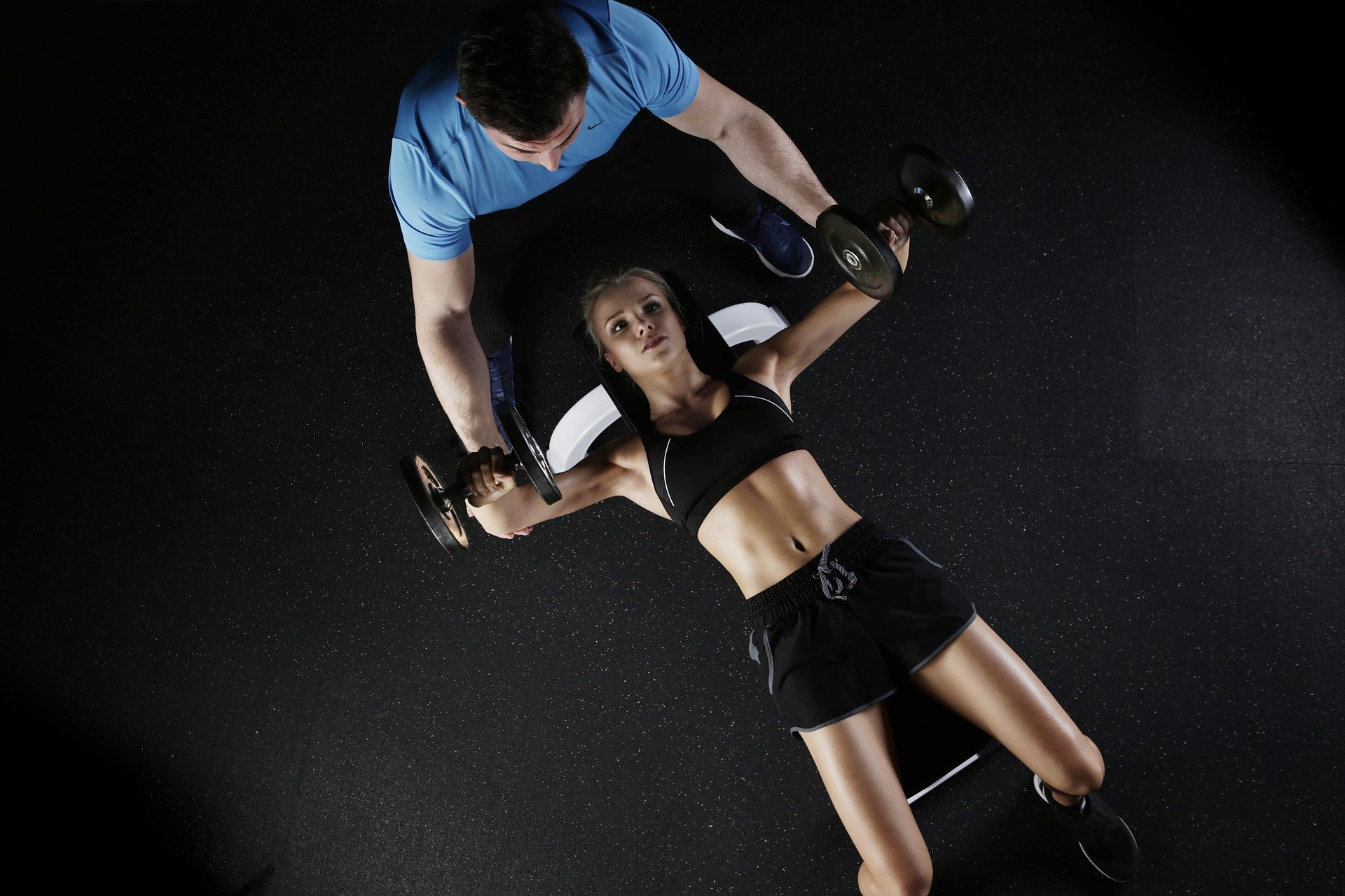 Women Gym Workout Images 4