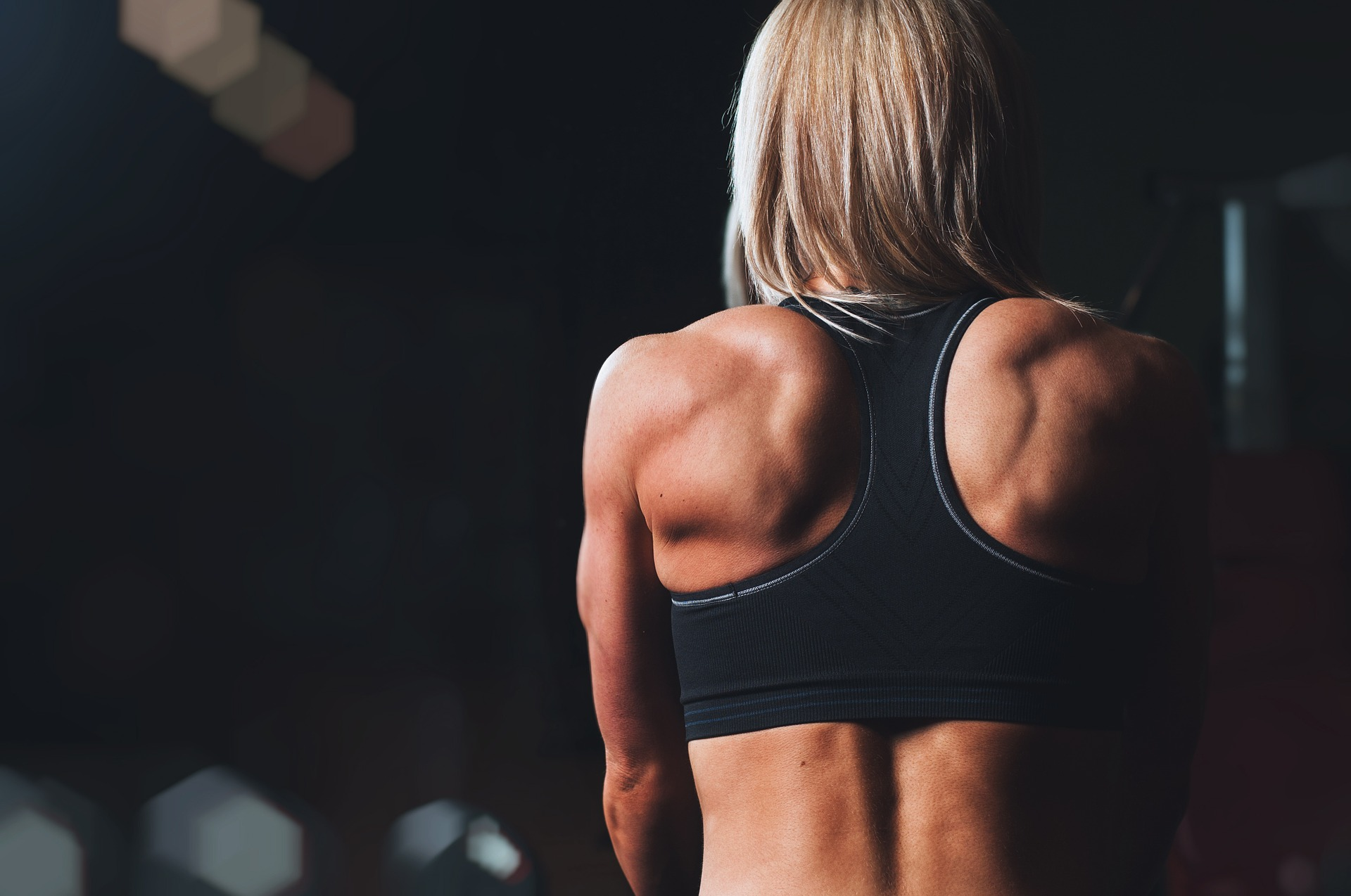 Women Gym Workout Images 5