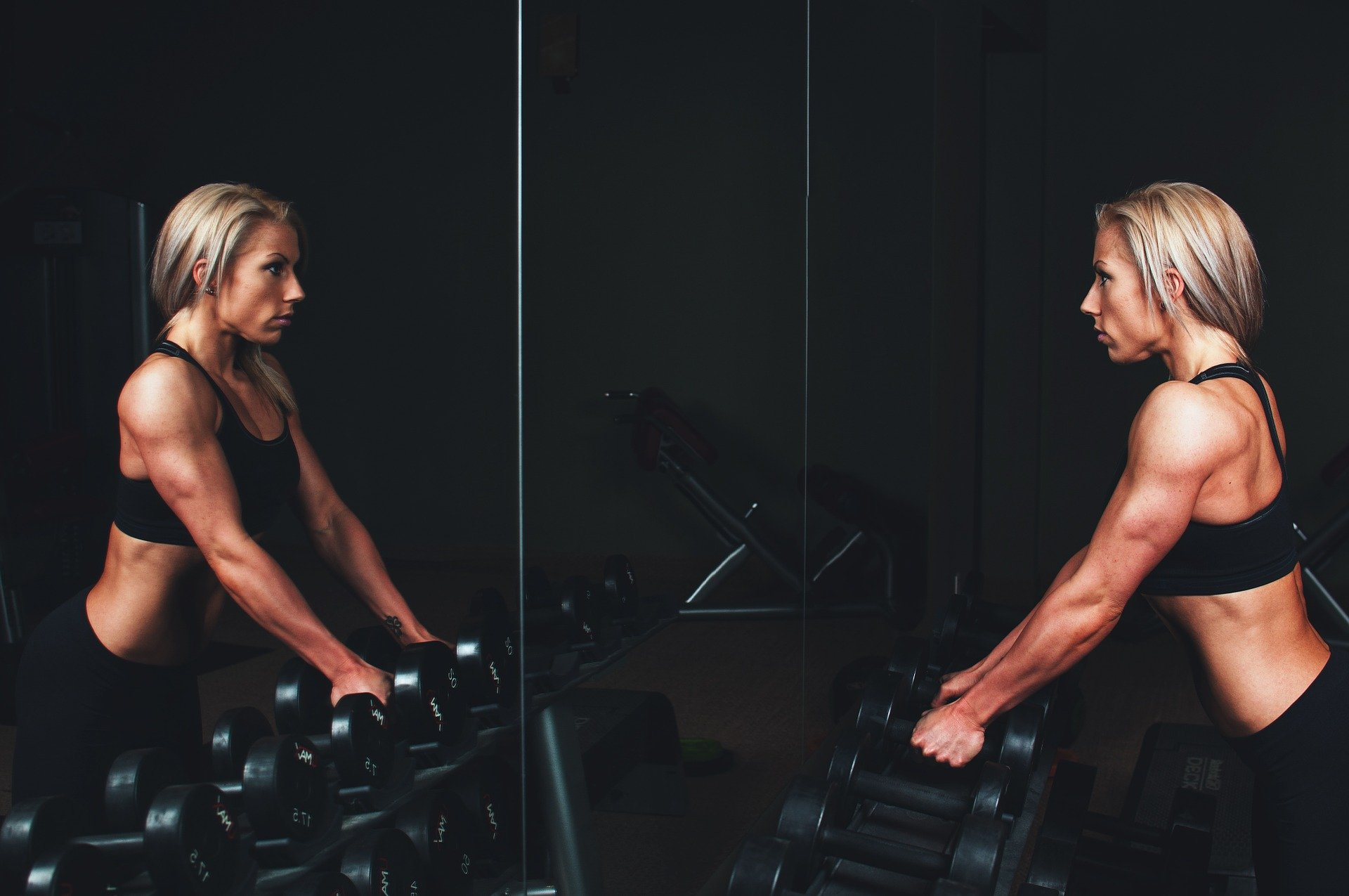 Women Gym Workout Images 6