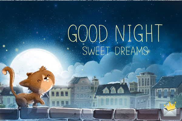 goodnight message for whatsapp 4