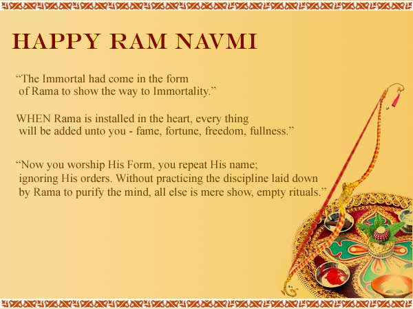 ram navami festival wishes images and photos 3