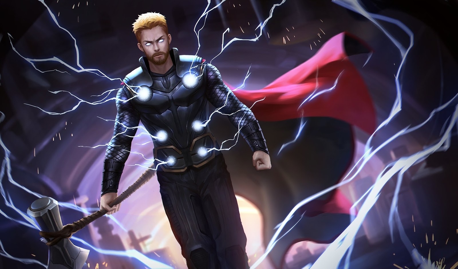 thor wallpapers avengers infinity war movie 4