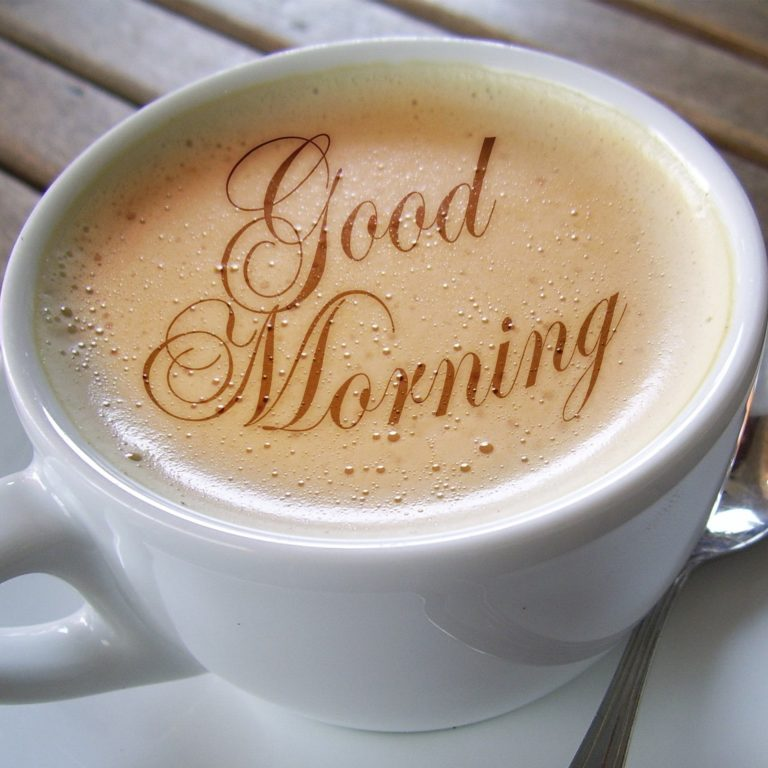 Good Morning Wishes Images for girlfriend 1