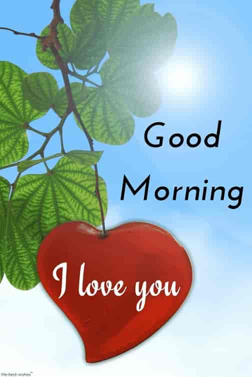 Good Morning Wishes Images for girlfriend 7